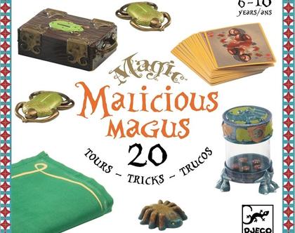 20 קסמים מליציוס מגוס