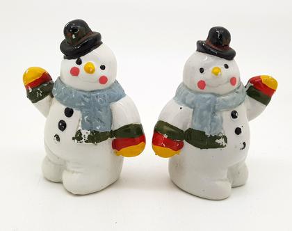 סט מלחיות איש שלג