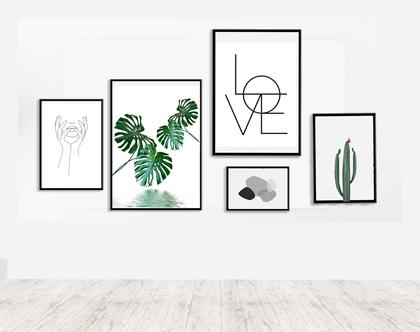 תמונות בעיצוב מינימליסטי | סט תמונות בעיצוב מקורי |עיצוב נורדי| סט תמונות לעיצוב הבית | תמונות לסלון | תמונות לחדר שינה | תמונות למשרד ]