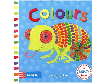 ספר תמונות בולטות צבעים