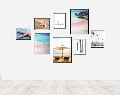 תמונות בעיצוב מינימליסטי | תמונות לקיר גלריה |עיצוב נורדי| סט תמונות לעיצוב הבית | תמונות לסלון | תמונות לחדר שינה | תמונות למשרד