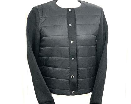 Armani Jeans | מעיל שחור ארמני ג'ינס