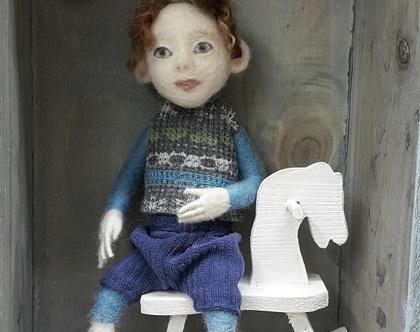 בובה לאספנים | בובה מלבד | בובה לילדים