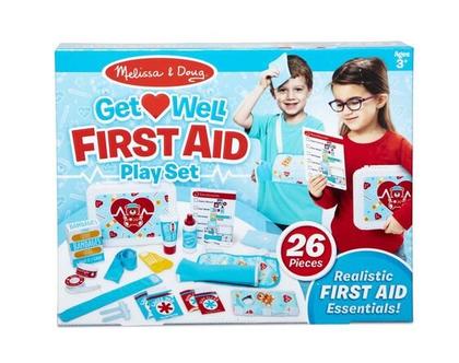 ערכת משחק עזרה ראשונה