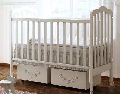 מיטת תינוק גלי