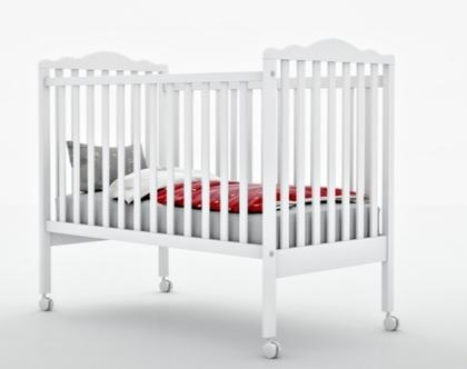 מיטת תינוק גל