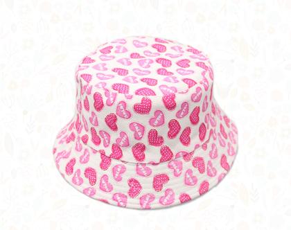 כובע רחב שוליים לילדות