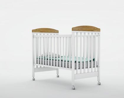 מיטת תינוק ברוש