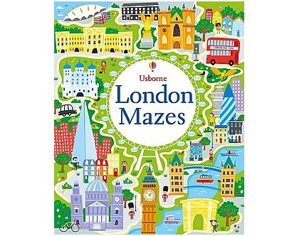 ספר מבוכים לונדון