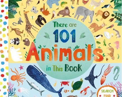 101 חיות-חפש מצא והתאם