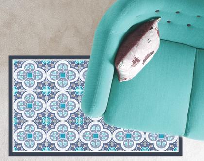 שטיח pvc למטבח | שטיח מעוצב לבית | שטיח pvc לכניסה | שטיח פי וי סי (1054)