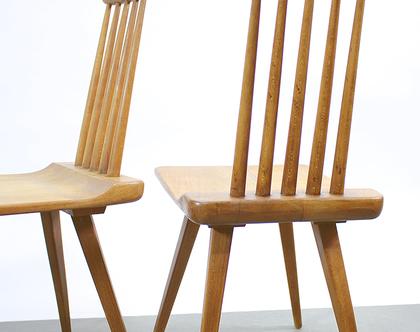 סט כסאות וינטאג׳, 4 כסאות וינטג׳