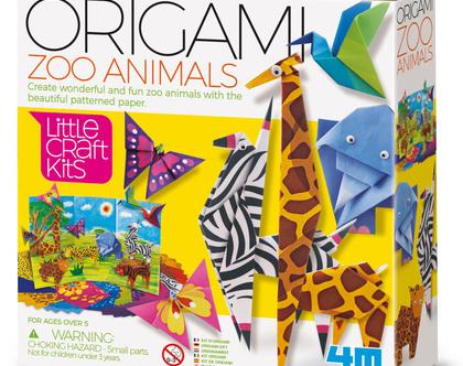 חיות אוריגמי גן חיות
