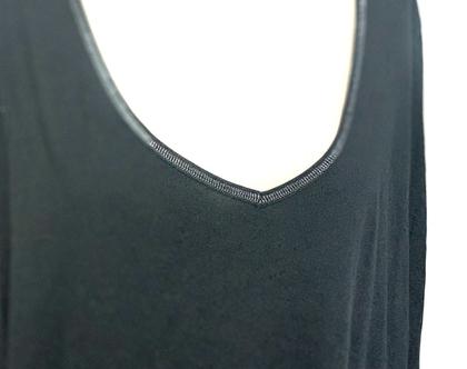 Charter Club | חולצה שחורה צ׳רטר קלאב