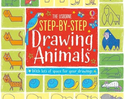 לומדים לצייר חיות