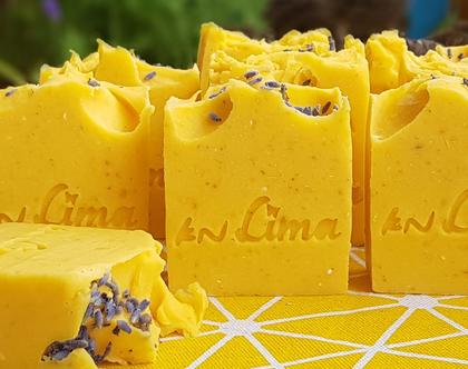 סבון אובליפיחה שיבולת שועל ולבנדר