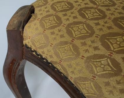 כסא טואלט צרפתי - Dresser Chair