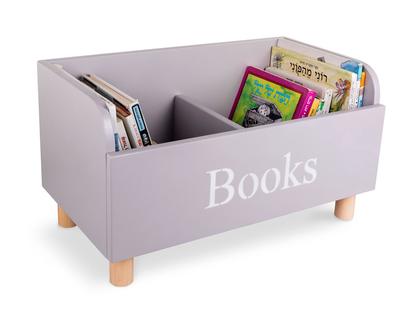 מעמד ספרים מעץ
