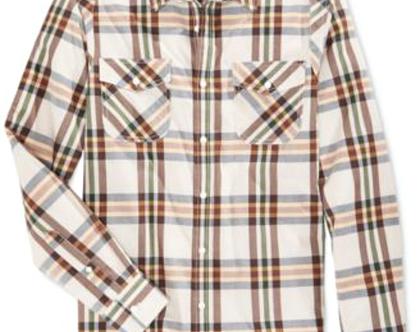 American Rag | חולצת משבצות אמריקן ראג