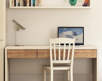 """שולחן כתיבה דותן 120 ס""""מ"""