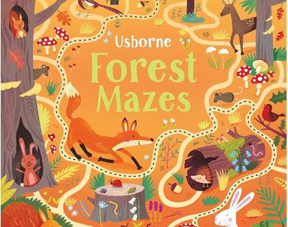 ספר מבוכים ביער