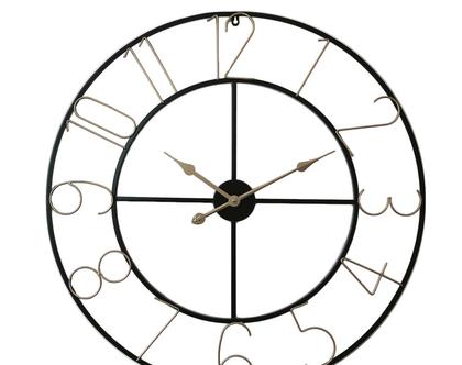 שעון קיר מעוצב דגם הנרי