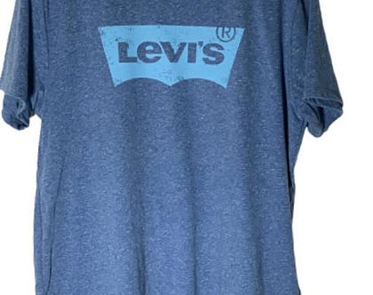 LEVI'S | חולצה כחולה ליוויס