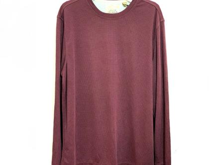 Tasso Elba | חולצה בורדו טאסו אלבה