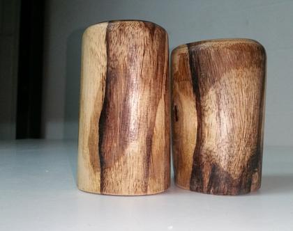 מלחיה ופילפליה מעץ