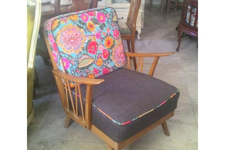 כורסא דנית וינטג' מקורי