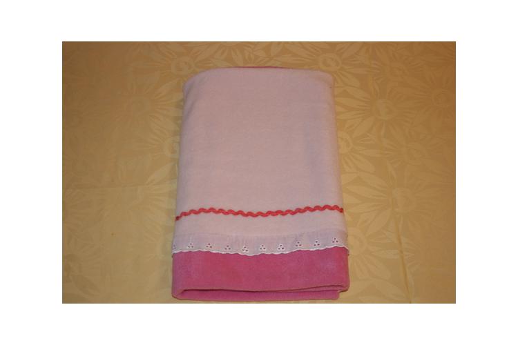 שמיכה חגיגית לתינוקת