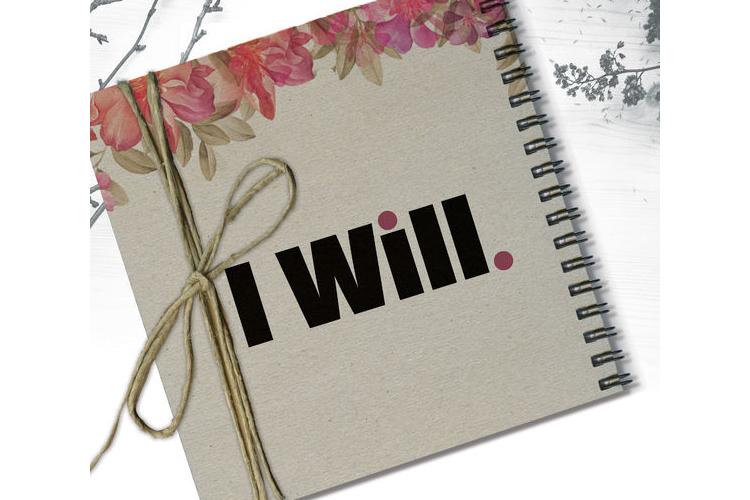 מחברת ממותגת - הדברים שגורמים לי לחייך... | I Will | מחברת מעוצבת | מחברת לרשימות | מחברת לתזכורות | יומן מחשבות טובות | פנקס לא לשכוח