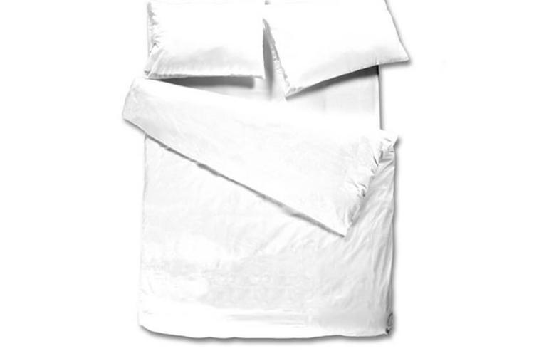 סדין ציפה וציפית בודדים 100% כותנה החל מ29שח בלבד- לבן