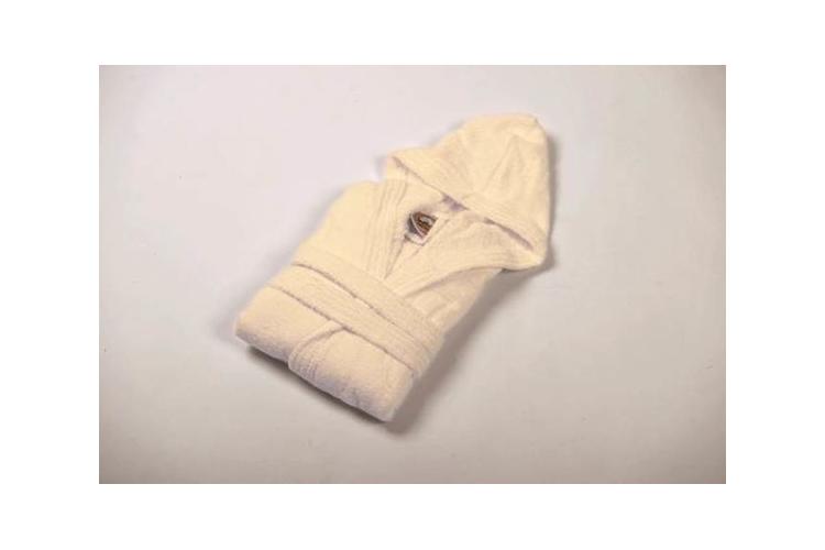 חלוק לילדים עם כובע 100% כותנה, חלוק רחצה, חלוק מקלחת, חלוק אמבטיה