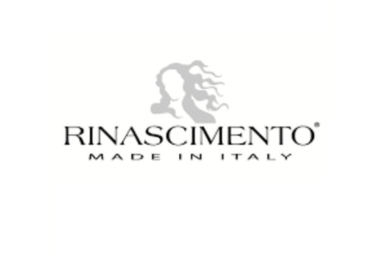 תיק בד ועור גדול מהמותג האיטלקי RINASCIMENTO