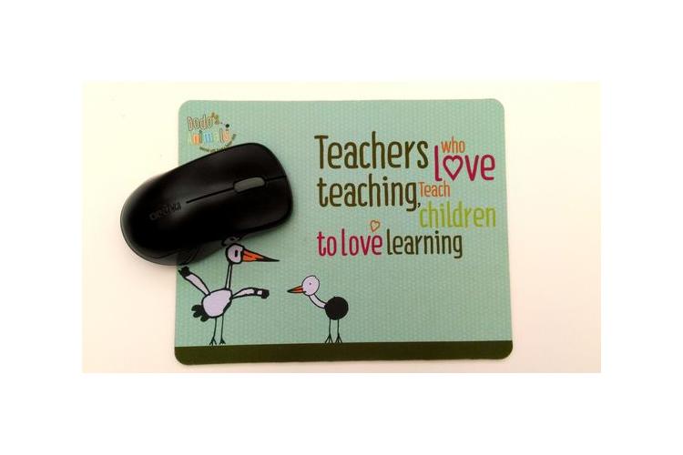 פד לעכבר - מתנת סופשנה למורה