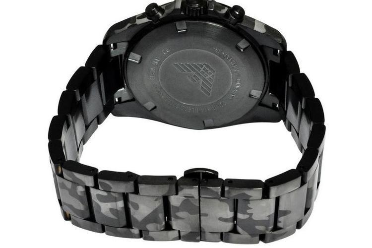 שעון אמפוריו ארמני לגבר Ar11027