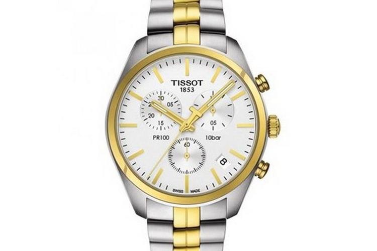 שעון טיסו לגבר T1014172203100