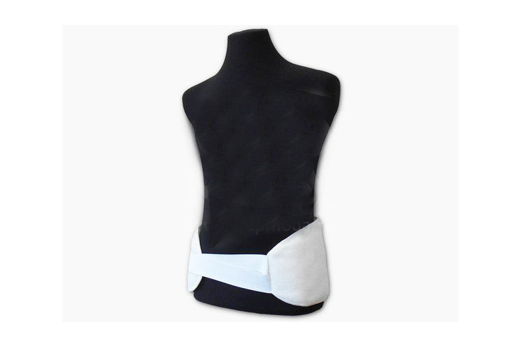 חגורת חימום לגב מצמר חגורת גב מחממת צמר כבשים חימום לגב חגורת גב מראפת בריאות הגב