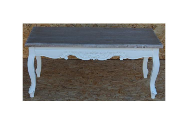שולחן סלון עם עיטור-ליאור
