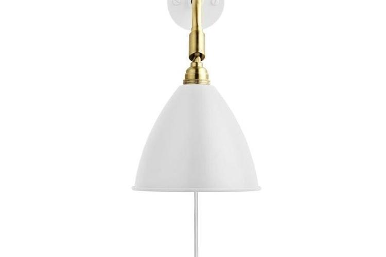מנורת קיר דגם White linen
