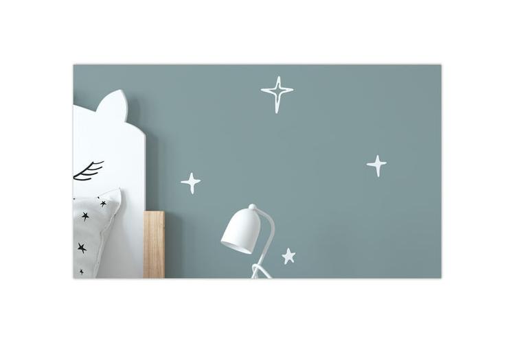 טפט כוכבים - לחדרי ילדים