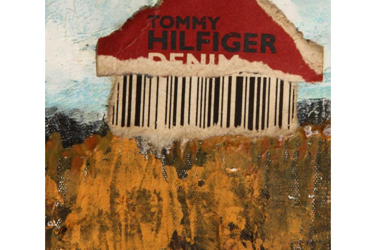 גלויה בשקית - הבית של טומי