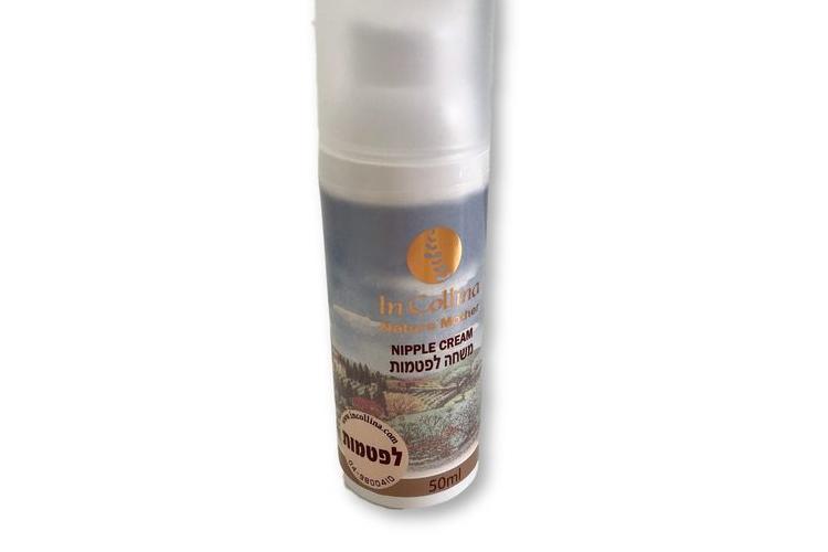פלאניפי -משחה לאם המניקה, לטיפול והגנה על פטמות