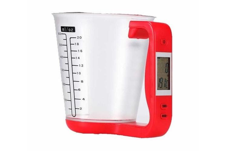 כוס מדידה דיגיטלית