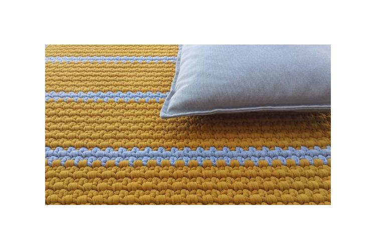 שטיח טריקו | שטיח סרוג | שטיח עבודת יד | שטיח לסלון | שטיח לחדר שינה | שטיח לחדר עבודה | שטיחים סרוגים