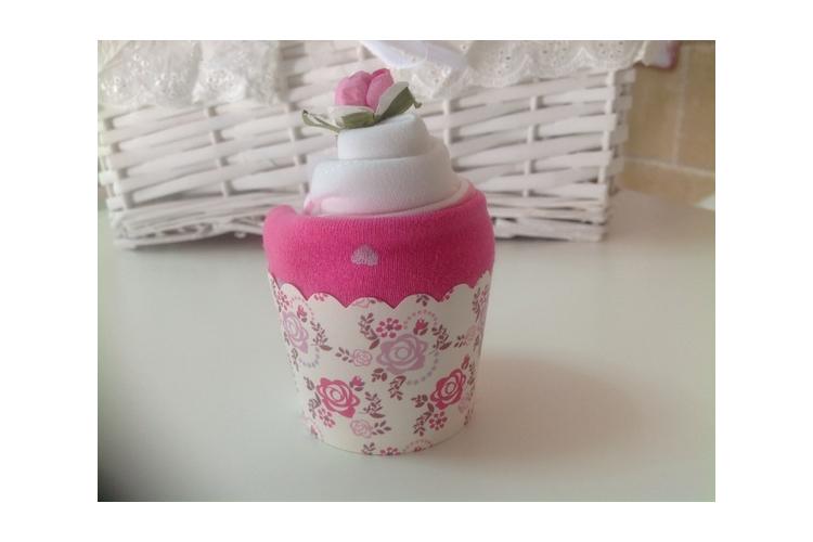 קאפקייק שלישיית כובעים לתינוק