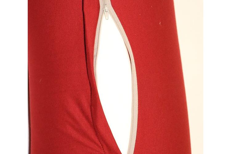 כרית הריון אדומה