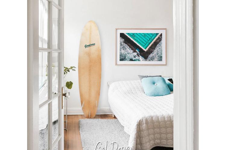 פוסטר בריכה | תמונות של ים | תצלום מרחפן | תמונות חוף | תמונה לעיצוב הבית | מתנה לדירה | אוסטרליה | תמונות למסגור | פוסטר לתליה | סט פוסטרים