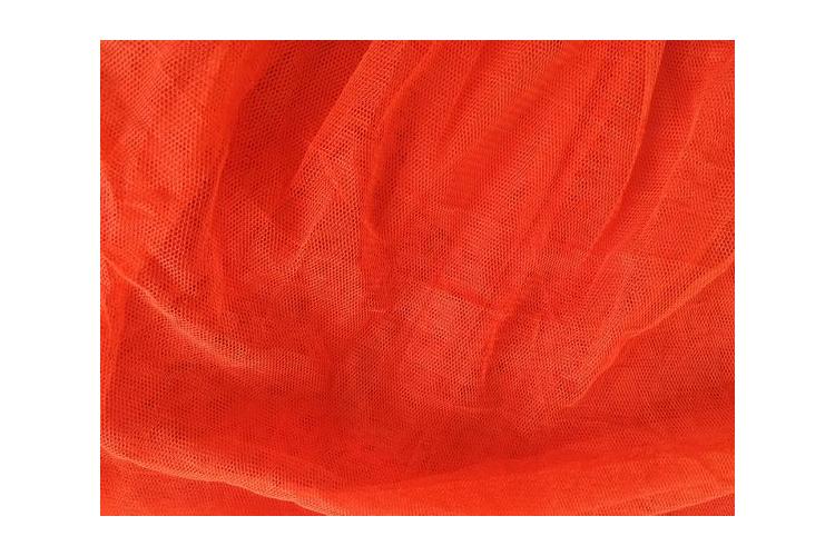 שמלת טוטו פרחונית תפוז